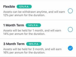 Crypto.com interest on earn app