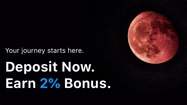 Crypto.com 2% bonus on external deposits